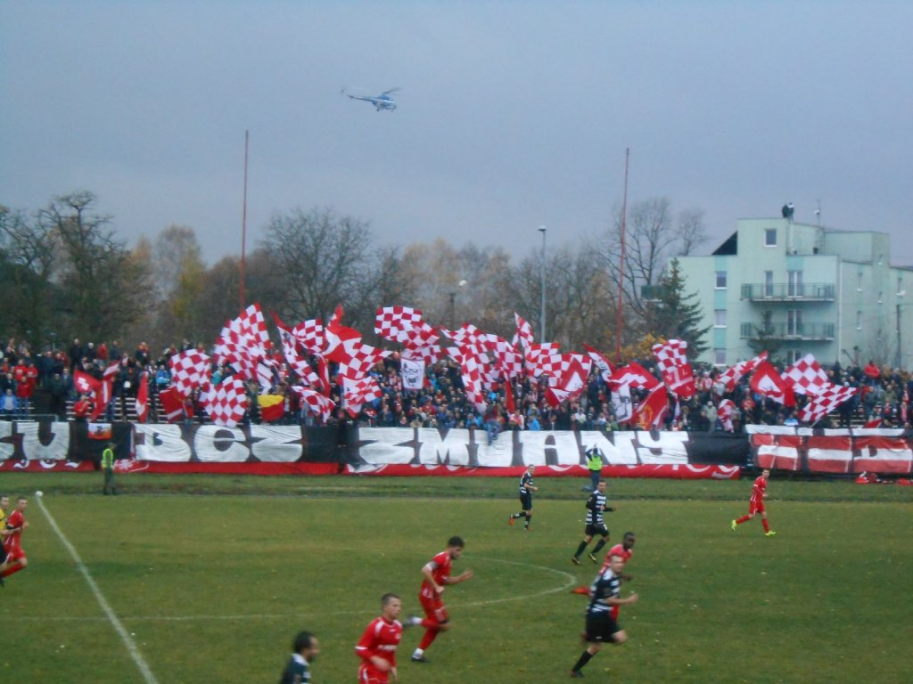 Boruta Zgierz - Widzew Łódź
