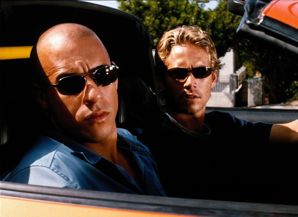 Paul Walker i Vin Diesel w