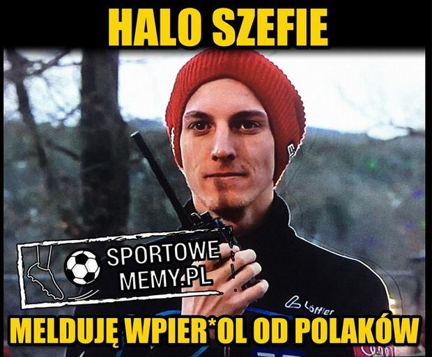 Zdjęcie numer 10 w galerii - Skoki narciarskie. PŚ w Willingen. Memy po zwycięstwie Polaków