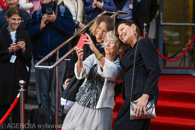 Zdjęcie numer 0 w galerii - Rozpoczął się 46. Festiwal Polskich Filmów Fabularnych w Gdyni. Filmowa impreza rozkręca się powoli. Zdjęcia z pierwszego dnia