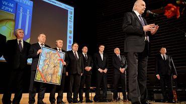 Gala 70-lecia Warmińsko-Mazurskiego Związku Piłki Nożnej