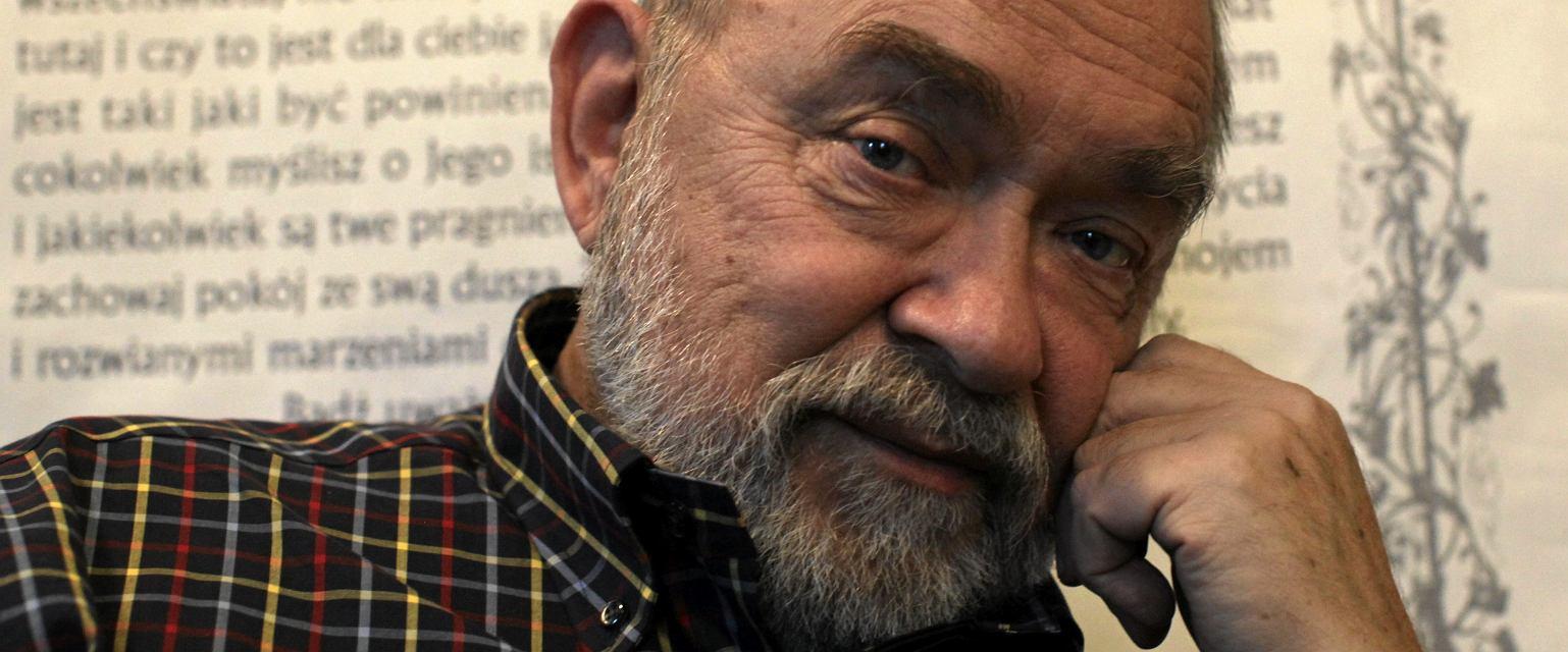 dr Bohdan Woronowicz (Fot. Krzysztof Miller / Agencja Gazeta)