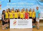 Młode siatkarki Lubelszczyzny czwarte w Polsce