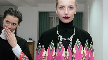 Minimalistyczna i futurystyczna biżuteria od projektanta