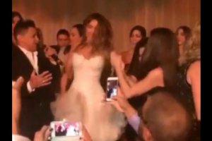 Najseksowniejsza kobieta Hollywood wyszła za mąż! Tak Sofia Vergara bawiła się na swoim weselu