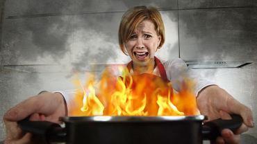 Pogotowie kulinarne - jak uratować przesoloną zupę?