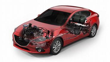 Mazda 3 SKYACTIV-CNG