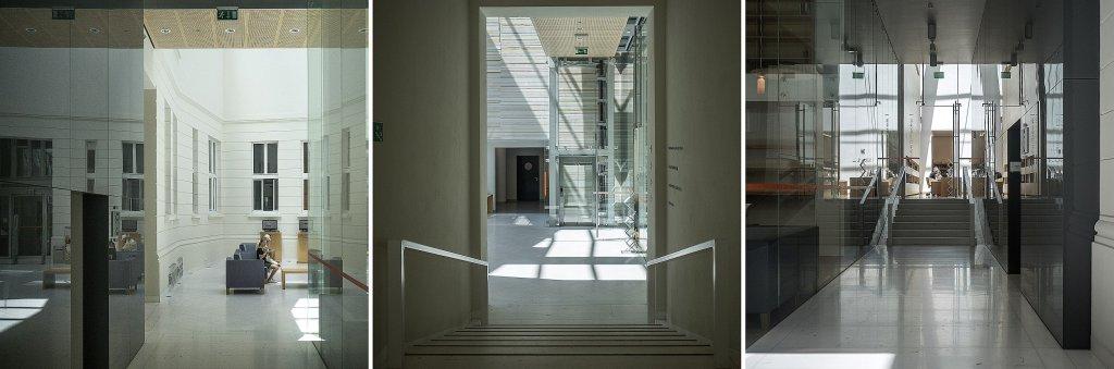 Biblioteka na Koszykowej (fot. Filip Springer)