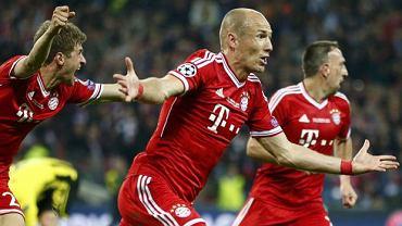 Bayern zwycięski!