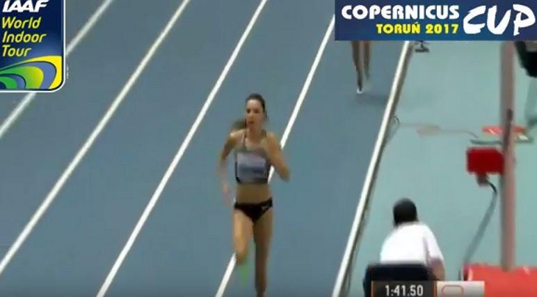 Joanna Jóźwik z nowym rekordem Polski