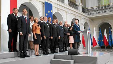 Nowy rząd Ewy Kopacz. Kto ministrem w nowym rządzie?