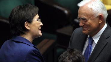 Byli premierzy Ewa Kopacz i Leszek Miller mogą się znaleźć na wielkopolskiej liście Koalicji Europejskiej do Parlamentu Europejskiego