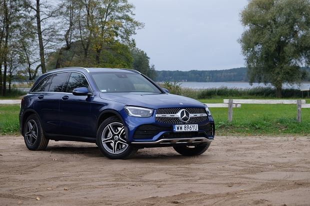 Opinie Moto.pl: Mercedes GLC 200 4Matic - Bestseller po wizycie u kosmetyczki