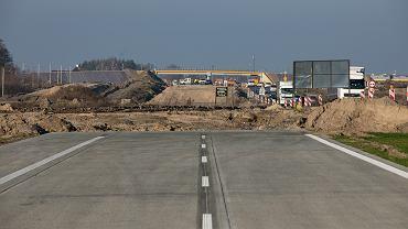 Budowa odcinka drogi S17 z Warszawy do Lublina.