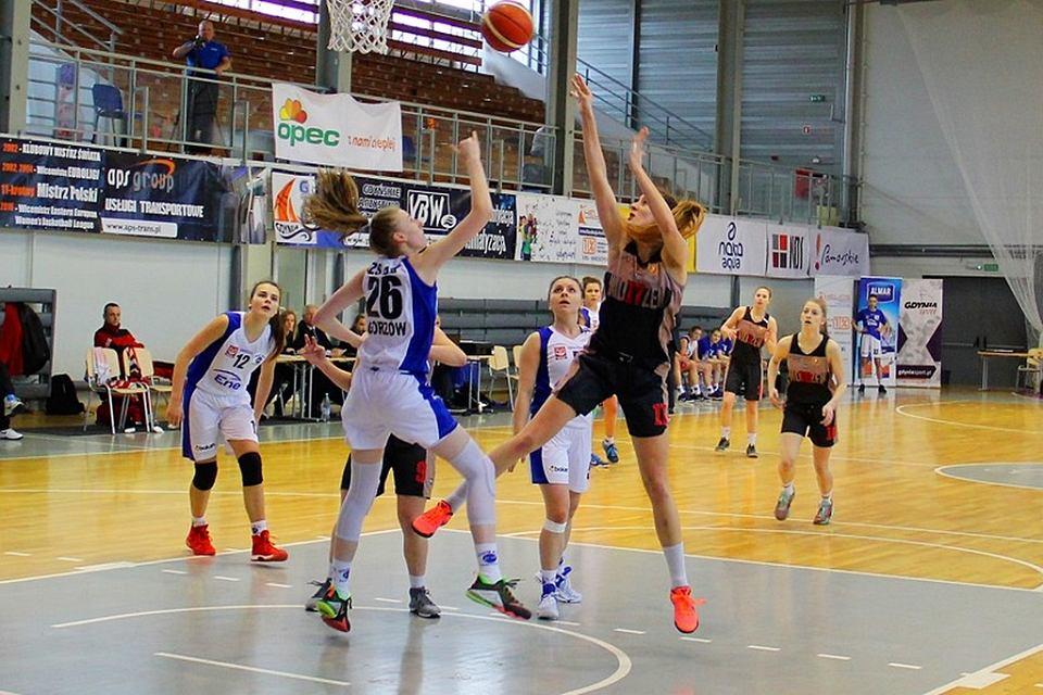 Mistrzostwa Polski w koszykówce kobiet U22 w Gdyni 2017