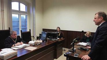 Jacek Kurski, prezes TVP zeznawał w opolskim sądzie na początku marca.
