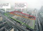 PKP planuje biurowce koło Dworca Centralnego. Staną nad torami