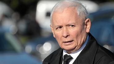 Jarosław Kaczyński wskazał winnego rosnących cen energii. Tym razem to nie Tusk