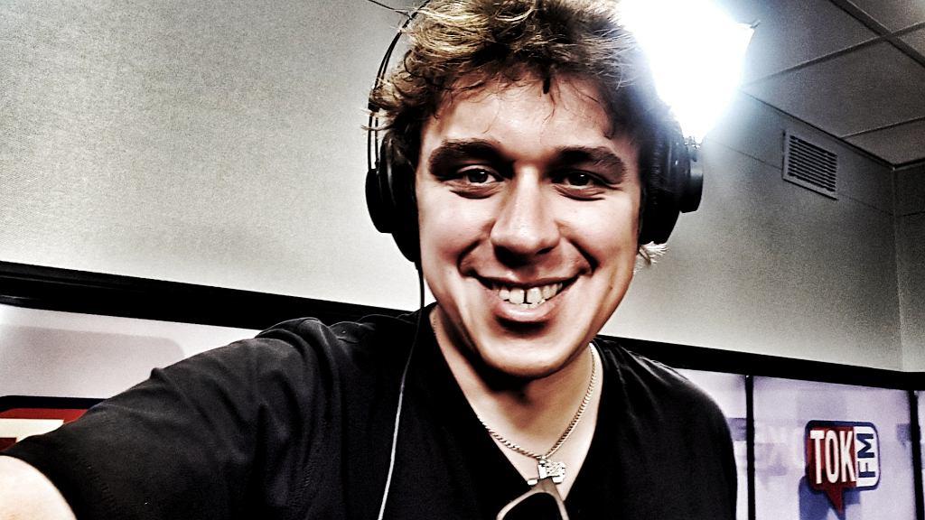 Karol Jurga, autor podcastu 'Szeruj to'