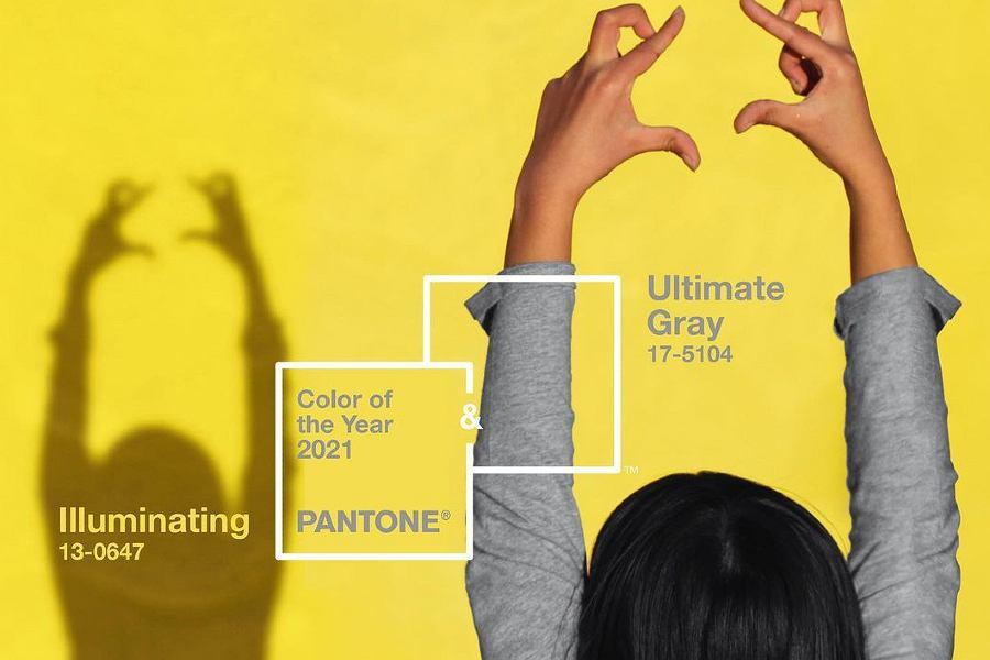 Kolory roku Pantone 2021