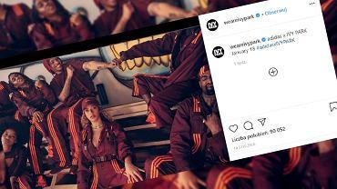 Fani niezadowoleni z rozmiarówki nowej kolekcji Beyonce x adidas