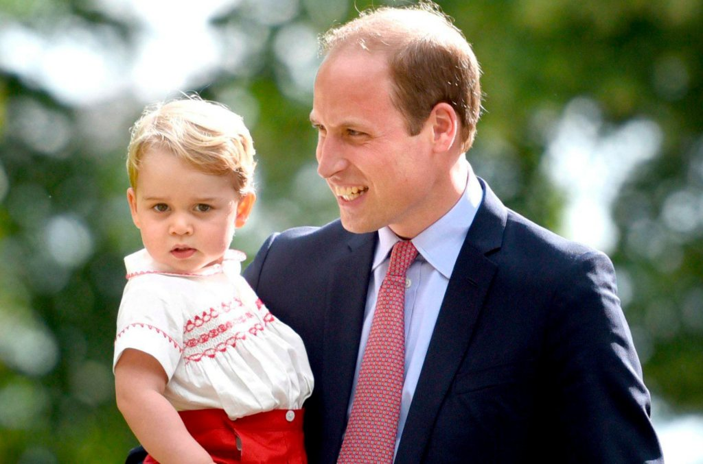 Książę George, Książę William