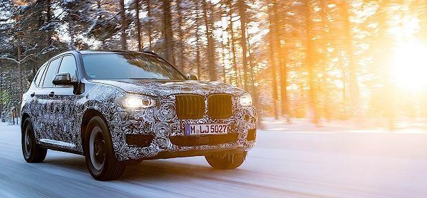 Prototyp nowego BMW X3