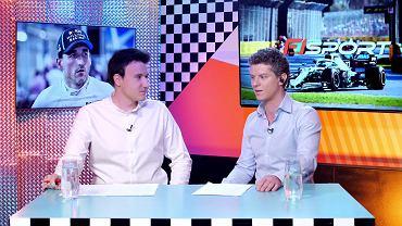 Piotr Majchrzak i Michał Gąsiorowski