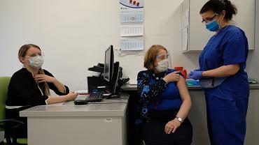 Szczepienia na koronawirusa dla seniorów