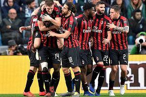 Duże zmiany w składzie Milanu. Drużyna Krzysztofa Piątka w tym sezonie grała tak tylko raz