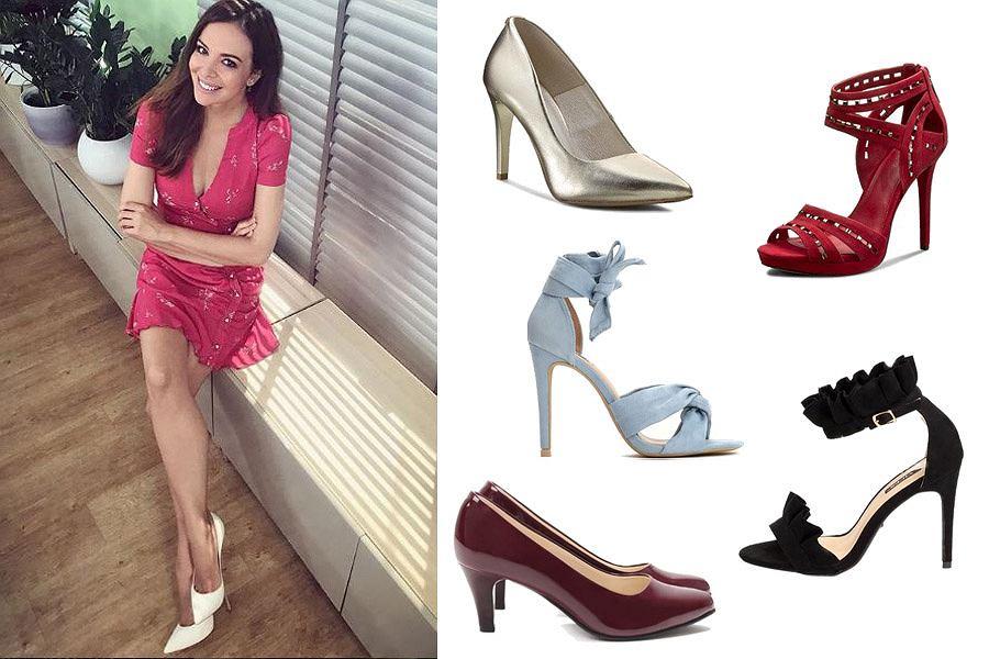 Kolaż, buty na wesele/Materiały partnera