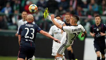 13 kwietnia Legia pokonała u siebie Pogoń 3:1