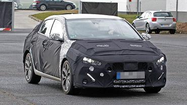 Prototyp Hyundaia i30 Fastback
