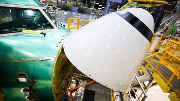 Montaż Boeinga 737 MAX 8 dla LOT-u