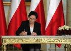 """Prezydent powołał Ewę Kopacz na premiera, nowi ministrowie zaprzysiężeni. """"To będzie dobry i pracowity rząd"""""""