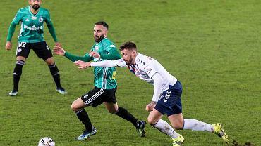 Górnik Zabrze - Legia Warszawa (1:2)