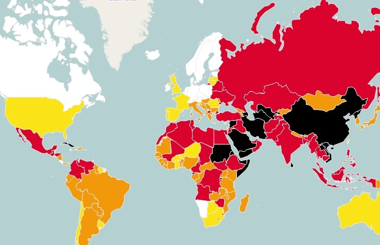 Ranking wolności mediów