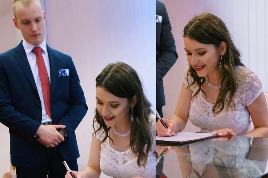 Paulina Soboń i Bartek Maszewski
