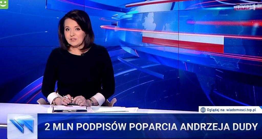 Wiadomości TVP, 19 marca