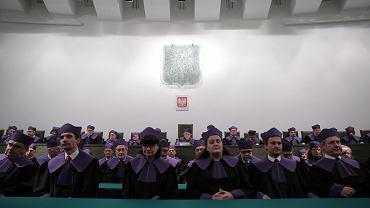 Sąd Najwyższy ogłasza orzeczenie w sprawie sędziów powołanych z pomocą nowej KRS