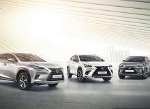 Nowe zasady leasingu, a Lexus nadal w dobrej cenie. Luksusowego SUV-a można teraz kupić w okazyjnej ofercie Smartplan