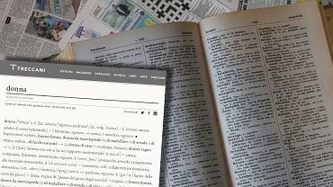 Włoski słownik zawiera 30 obraźliwych synonimów słowa 'kobieta'