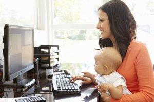 Matka na działalności gospodarczej - co jej przysługuje
