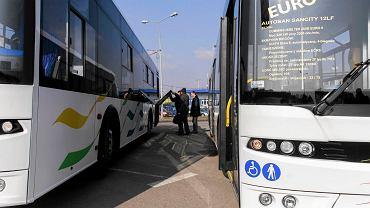 Autobusy z Autosanu