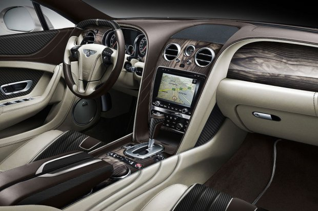 Bentley Flying Spur SUV koncept