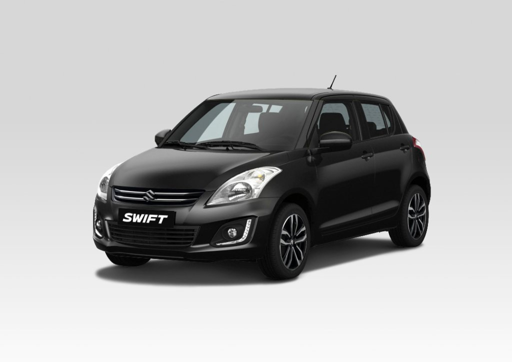 Suzuki Swift Black&White