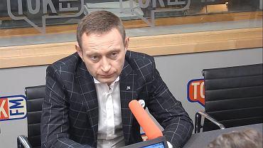 Paweł Rabiej w Poranku Radia TOK FM