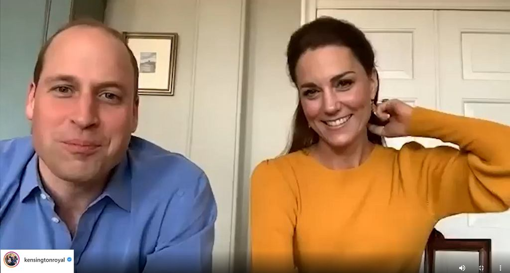 Kate Middleton składa życzenia wielkanocne w sweterku z ZARY. Podobne znajdziecie w innych sieciówkach