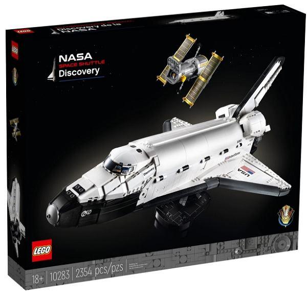 Zestaw Lego Space Shuttle Discovery
