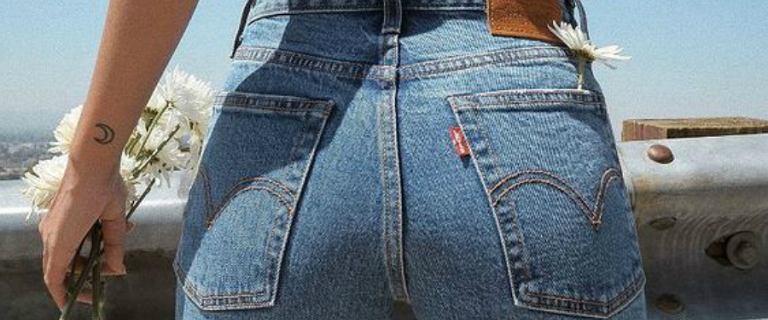 Jeansy push up. Uniesione i wymodelowane pośladki bez skalpela? To możliwe!